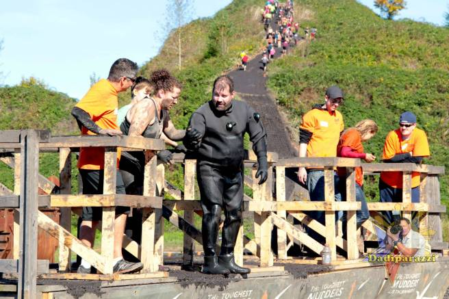 Tough Mudder with help